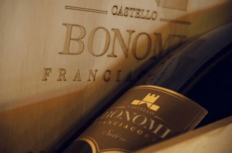 Vino della Cantina Castello Bonomi